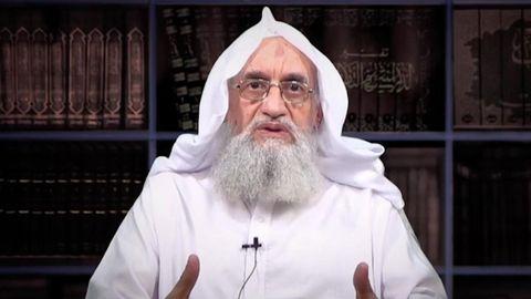 Ayman al Zawahiri es el líder de Al Qaeda