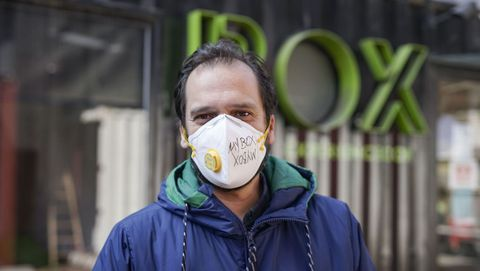 David González, jefe ejecutivo de Myboxexperience