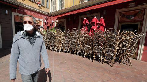 Los grandes cocineros franceses tienen un plan para cumplir las medidas contra el COVID-19