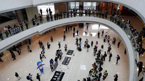 En Hong Kong apenas se han registrado fallecimientos por covid-19