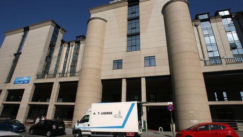 Residencia Domus Vi de Matogrande en A Coruña