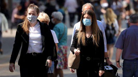 En Alemania desde hoy es obligatorio el uso de mascarilla, aunque en cada región hay unas particularidades