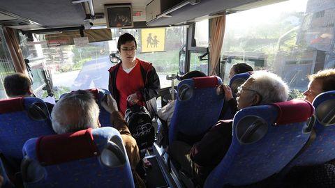 Transporte escolar compartido