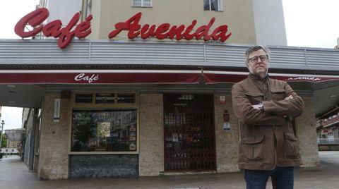 El chocolate y los churros del Avenida son una institución en Ferrol
