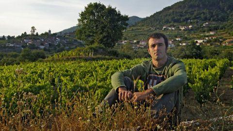 Bernardo Estévez, viticultor y bodeguero, reclama medidas que ayuden al pequeño productor
