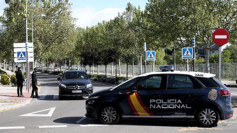 Policía Nacional de Madrid