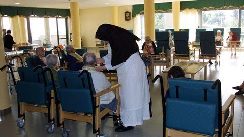 Asilo de los ancianos desamparados Santa Teresa Jornet de Eirís
