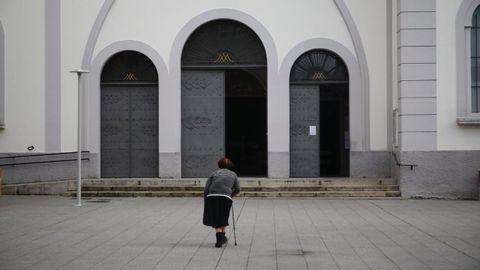 La hora de los mayores en Lugo