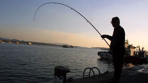Desde el 7 de agosto los pescadores recreativos deben cumplir normas nuevas y contar con seguro si quieren lanzar las cañas en los muelles