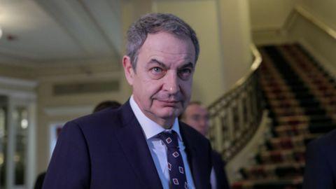 El expresidente del Gobierno, a principios del pasado mes de marzo.