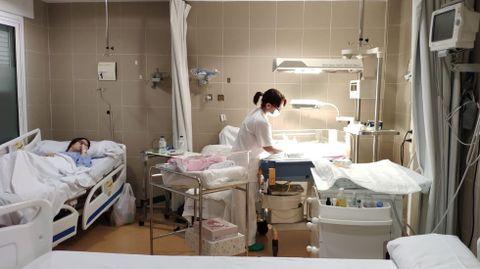 En el servicio de Obstetricia del HCV no ha habido cambios