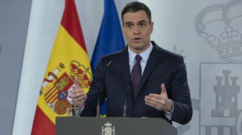 Sánchez pide «cautela y prudencia» a los ciudadanos de los territorios que el lunes entran en la Fase 1