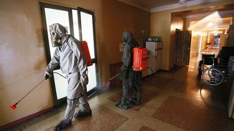 Rusia, a pesar de crecer al ritmo de más de 10.000 casos nuevos en los últimos días, empieza a levantar algunas restricciones