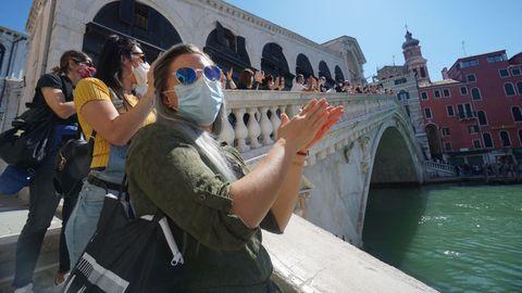 En Venecia hay una enorme preocupación por las repercusiones económicas de la pandemia
