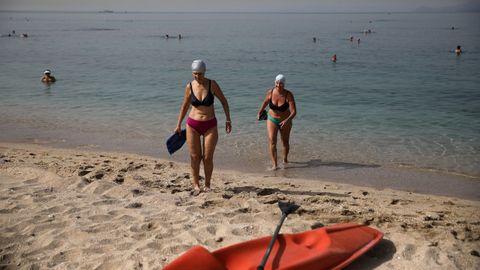 Las playas de Grecia están reabiertas