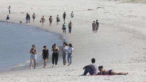 A la playa en Galicia con cita previa