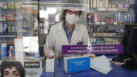 Los expertos piden mantener la protección con mascarillas, pese a que una persona haya dado positivo en anticuerpos