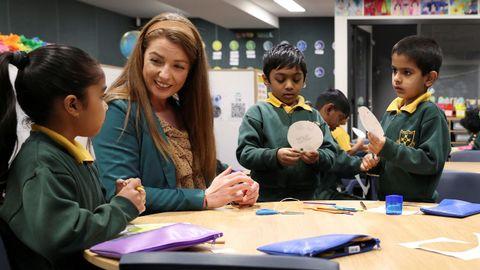 En Nueva Gales del Sur, Australia, las escuelas han reabierto totalmente