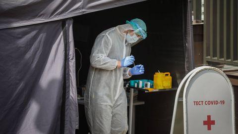 Rusia ha reconocido el fallecimiento de más de un centenar de sanitarios