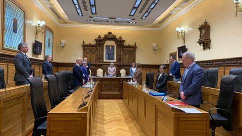Pleno del Ayuntamiento de Gijón del miércoles 27 de mayo, solo con los portavoces de los grupos