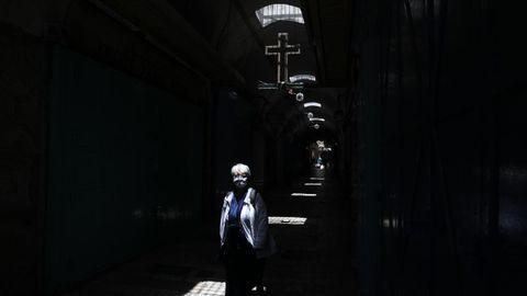 La iglesia del Santo Sepulcro ha reabierto sus puertas en Jerusalén