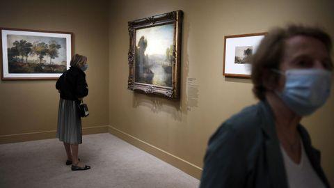 El parisino museo Jacquemart-Andre también ha reabierto con nuevas exposiciones, si bien los grandes centros, como el Louvre, todavía continúan cerrados al público