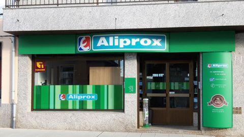Nuevo Aliprox de O Bolo, en la calle César Conti