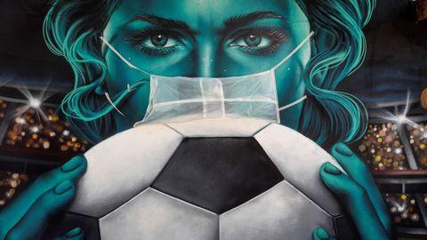 Grafiti realizado por el artista Rodrigo Rodrigues en Sao Paulo