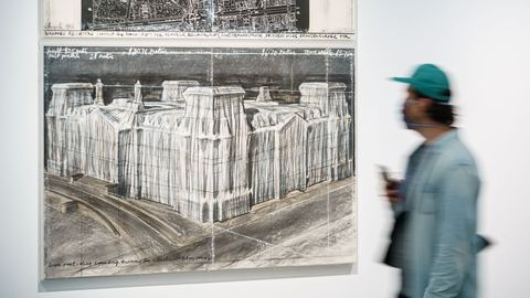 Reciente exposición en Berlín sobre su obra: «Christo and Jeanne-Claude: Projects 1963-2020»
