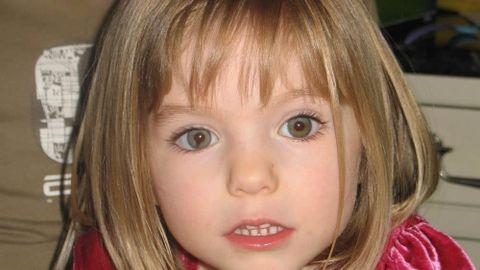 Imagen de Madeleine McCann poco antes de su desaparición en el 2007