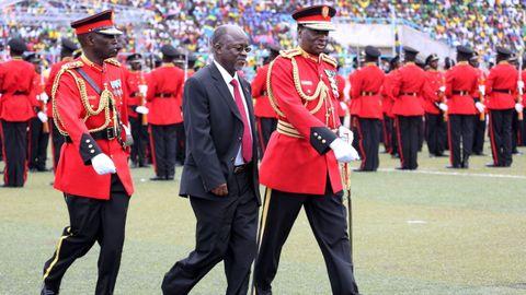 La gestión de la crisis del coronavirus por parte del presidente tanzano ha estado en entredicho