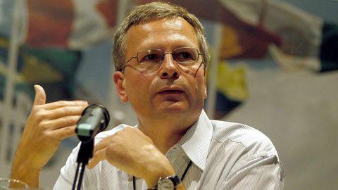 Fofografía de archivo (09/10/03) del economista turco Dani Rodrik