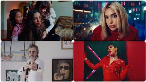 Rosalía, Dua Lipa, Xoel López y Bad Bunny, entre lo que sonará este verano