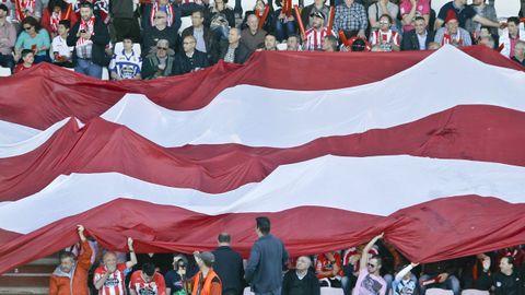La afición del Lugo no podrá animar a su equipo en los partidos decisivos