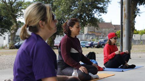 El CIM Santa Águeda organiza un curso de relajación postconfinamiento