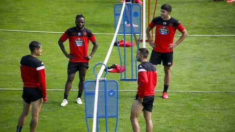 Leuko ya está integrado en los entrenamientos diarios