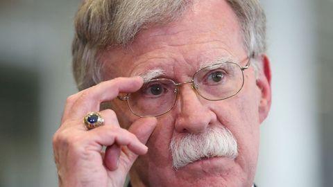 John Bolton, exasesor de seguridad nacional de Trump
