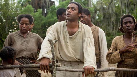 Fotograma de la película «Doce años de esclavitud»
