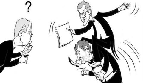 Las negociaciones de Feijoo con el bipartito para reformar el Estatuto