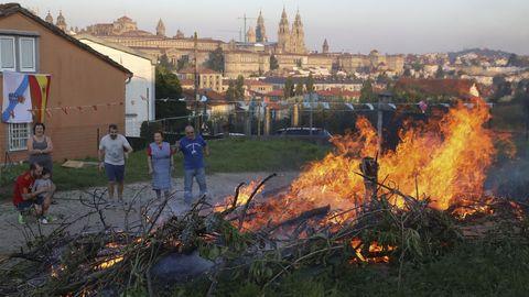 San Xoán en Santiago de Compostela