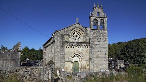 Ilgesia románica de Astureses, Boborás