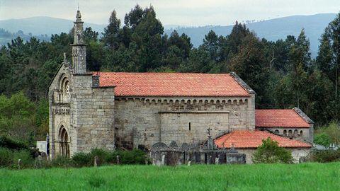 Iglesia románica de Serantes