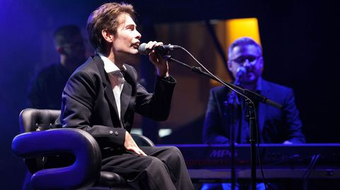 Adrián Vigo actuará en la Rúa do Teatro