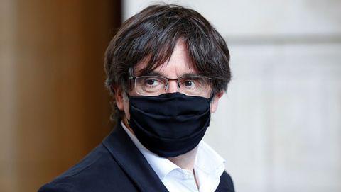 El expresidente de la Generalitat y prófugo de la Justicia Carles Puigdemont.