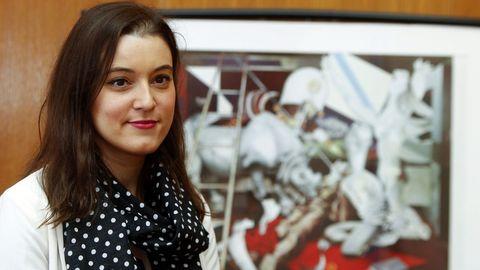 Eva Solla Fernández, número 1 de Galicia en Común por Pontevedra. Enfermera. Parlamentaria por AGE en la legislatura anterior. Enfermera en las listas de contratación del SERGAS  Desde 2014 es la secretaria general del Partido Comunista de Galicia.