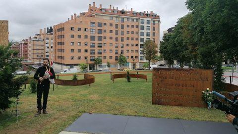 El gaitero Pablo Carrera interpretara el Asturias Patria Querida, en el homenaje a los fallecidos por la pandemia en Asturias