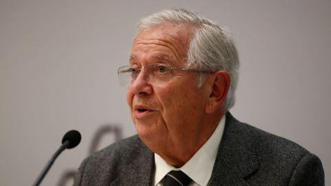 El periodista Fernando Jáuregui