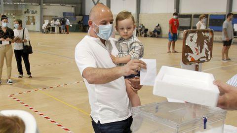 Bruno Díaz, candidato número cinco del PSdG a las elecciones gallegas por A Coruña