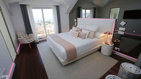 Suite del hotel Augusta