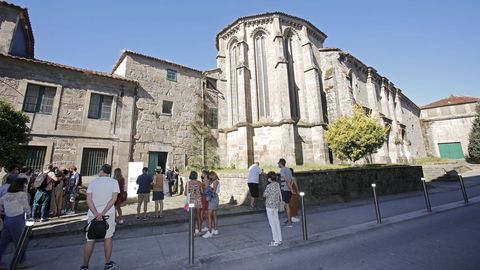 Convento de clausura de Santa Clara